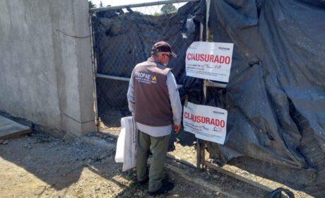 CLAUSURA GEM CONSTRUCCIONES EN VALLE DE BRAVO
