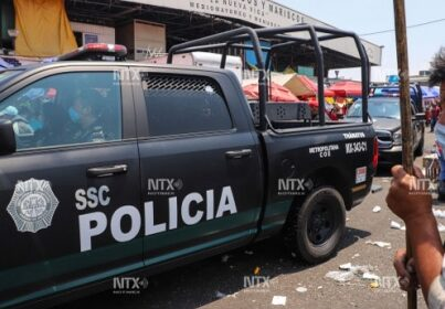 AL MOMENTO, 120 DETENIDOS EN CDMEX EN OPERATIVO DE VIGILANCIA