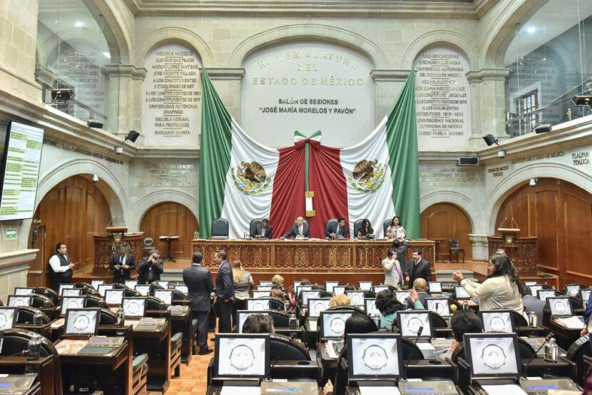 PODRÁ LA LEGISLATURA MEXIQUENSE SESIONAR A DISTANCIA