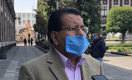 IMPULSA VALENTÍN GONZÁLEZ PROGRAMA ALIMENTARIO EN NEZAHUALCÓYOTL