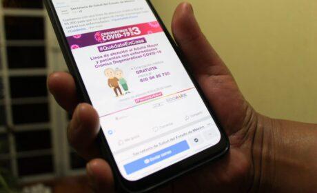 BRINDA ISEM ORIENTACIÓN TELEFÓNICA A PACIENTES CON ENFERMEDADES CRÓNICAS