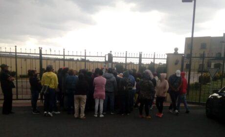 FAMILIARES EXIGEN LIBERTAD PARA REOS VULNERABLES A COVID-19 EN PENAL DE TENANGO