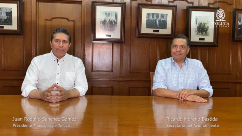 PROPONE TOLUCA PROGRAMA DE AJUSTE ECONÓMICO Y SE APRIETA EL CINTURÓN