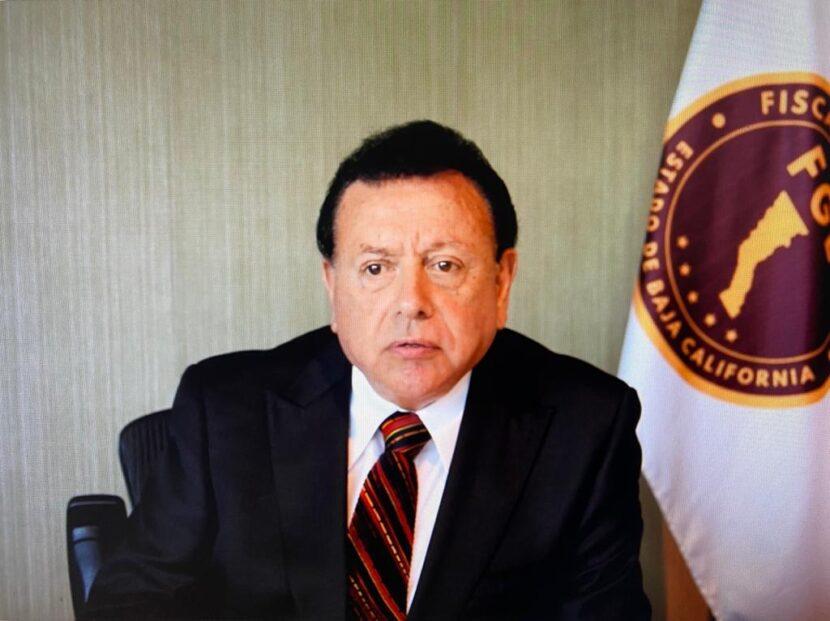 CATEAN RESIDENCIAL DE EX GOBERNADOR DE BAJA CALIFORNIA; SU ESPOSA ES SOSPECHOSA DE ENRIQUECIMIENTO ILÍCITO