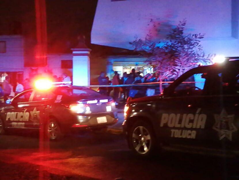 HALLAN HOMBRE APUÑALADO BAJO MÓDULO DE POLICÍA ABANDONADO