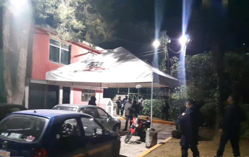DISUELVE POLICÍA DE NAUCALPAN DOS TARDEADAS