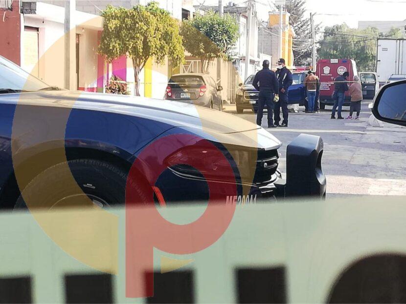 HALLAN ASESINADA A MUJER AL INTERIOR DE CAMIONETA, EN TOLUCA