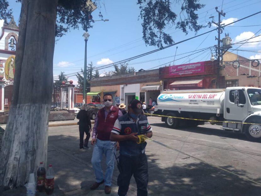 ALMOLOYA DE JUÁREZ ESTRENA POLICÍA DE TRÁNSITO