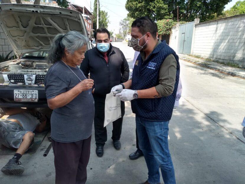 MANTIENE EDOMÉX ENTREGA DE MEDICAMENTOS A PACIENTES CRÓNICOS