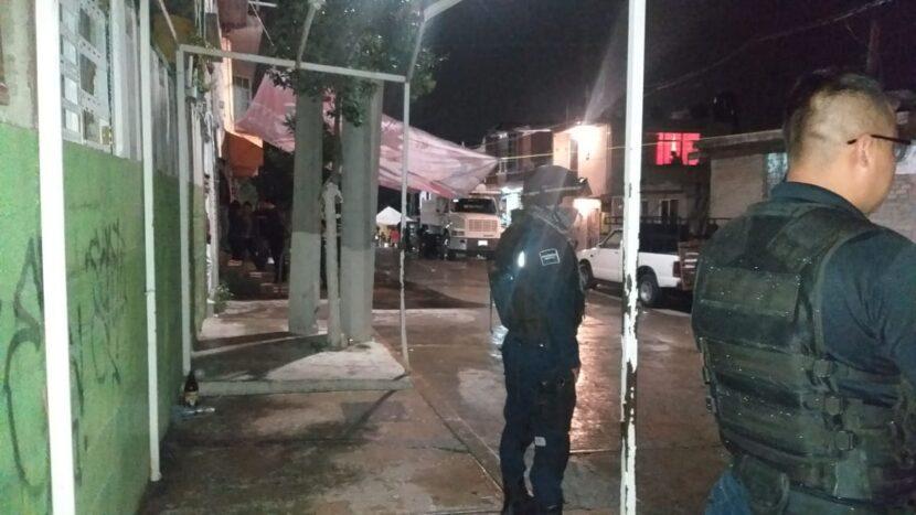 LA POLICÍA MUNICIPAL DE NAUCALPAN HA DISUELTO 3 FESTEJOS