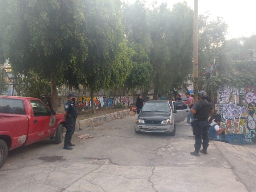 DISUELVE POLICÍA DE NAUCALPAN 5 FIESTAS EL FIN DE SEMANA