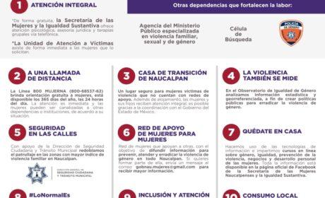 PROTEGER A LAS MUJERES ES PRIORIDAD EN MI GOBIERNO: PATRICIA DURÁN
