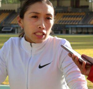 CONTINÚA MARGARITA HERNÁNDEZ PREPARACIÓN RUMBO A LOS JUEGOS OLÍMPICOS DE TOKIO