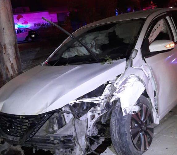 POLICÍA DE ATIZAPÁN LOGRA DETENER A DOS PRESUNTOS ROBA AUTOS