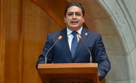 PIDE JOSÉ ANTONIO GARCÍA TRANSPARENTAR LOS RECURSOS  INVERTIDOS CONTRA COVID-19 EN EDOMÉX