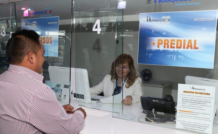 INICIA CAMPAÑA DE DESCUENTOS EN EL PAGO DE PREDIAL EN HUIXQUILUCAN