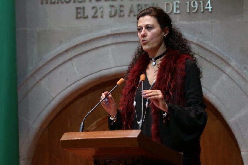 Legislatura pondría candados a deuda de municipios: Mónica Álvarez