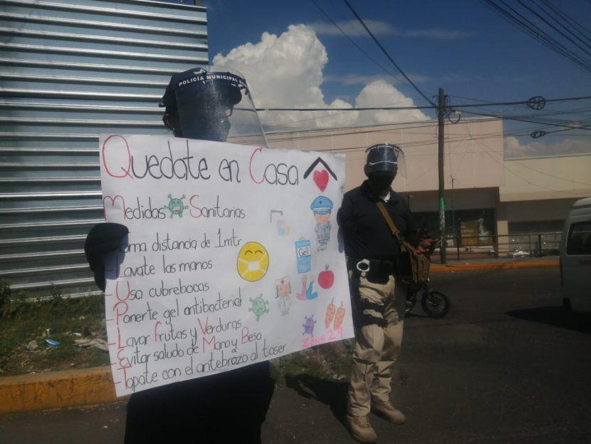 NAUCALPAN APUESTA POR MEDIDAS PREVENTIVAS ANTE COVID-19