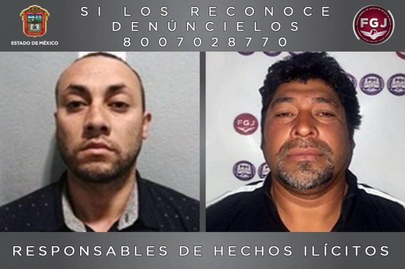 CONDENAN A 55 AÑOS DE PRISIÓN A DOS HOMICIDAS, MEDIANTE UNA AUDIENCIA VIRTUAL