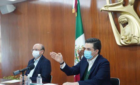 ACCIONES EN FAVOR DE TRABAJADORES DE LA SALUD, INFORMAN IMSS Y SINDICATO