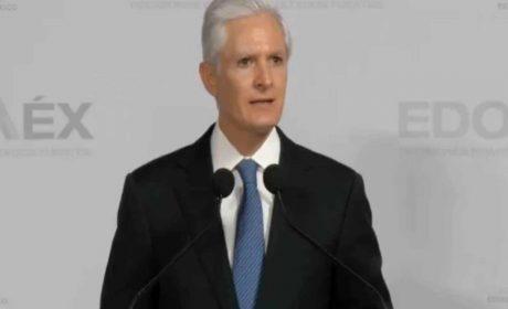 INFORMA ALFREDO DEL MAZO ACTIVACIÓN DE PROTOCOLOS DE EMERGENCIA EN EDOMÉX POR SISMO