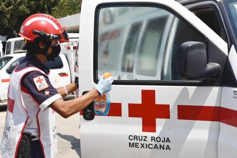 Respalda SC Johnson la batalla que enfrenta Cruz Roja Mexicana contra COVID-19