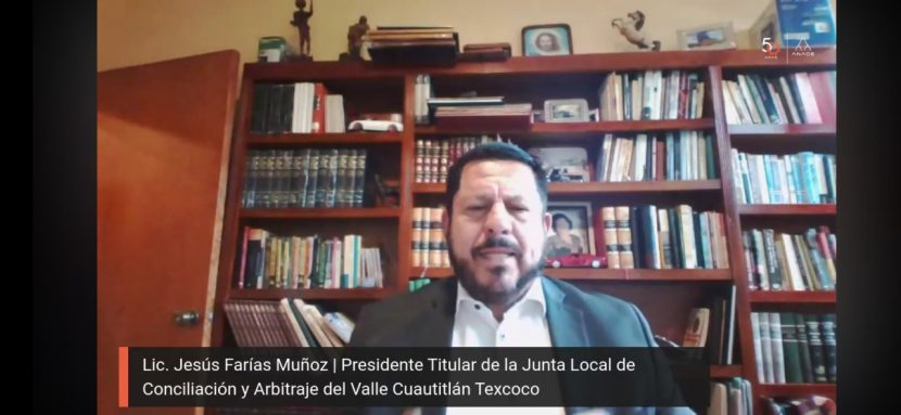 REANUDA JUNTA DE CONCILIACIÓN Y ARBITRAJE DEL VALLE CUAUTITLÁN-TEXCOCO ACTIVIDADES PRESENCIALES