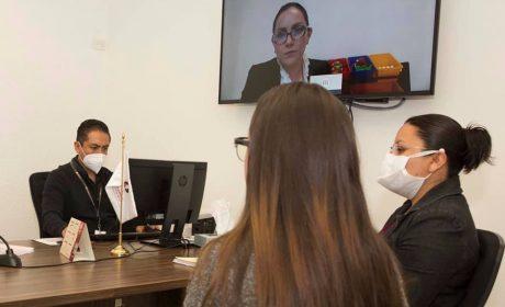 EL PODER JUDICIAL ENTREGÓ A DOS MENORES AL DIFEM