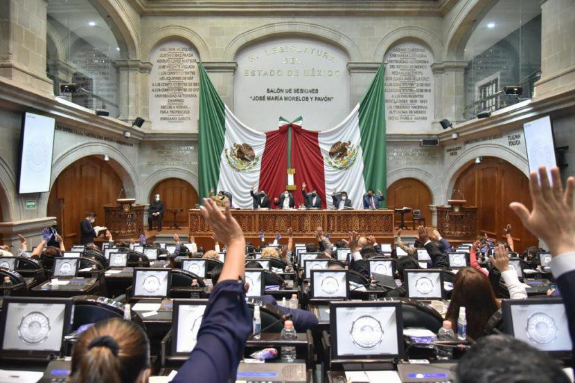 APRUEBA LA LEGISLATURA PROCESO PARA DESIGNAR CONTRALOR DE LA UAEMÉX
