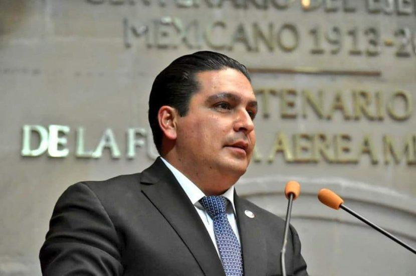 PROPONE JOSÉ ANTONIO GARCÍA AMPLIAR RECURSOS Y BENEFICIARIOS  DEL PROGRAMA DE APOYO AL DESEMPLEO