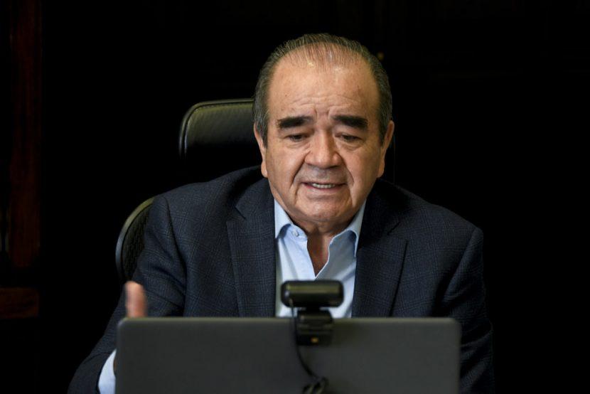 NUEVO PERÍODO DE SESIONES LEGISLATIVAS SERÁ CON FORMATO EN LÍNEA  Y PRESENCIAL: MAURILIO HERNÁNDEZ