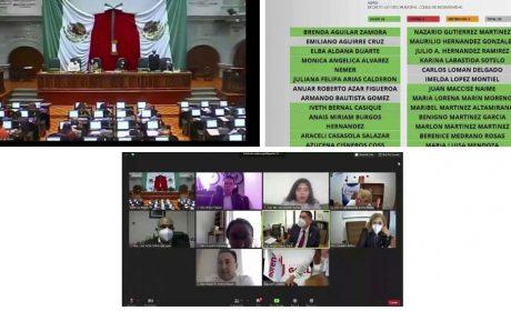 AUTORIZA LA 60 LEGISLATURA AL GOBIERNO ESTATAL DONACIÓN DE UN PREDIO A CAPUFE