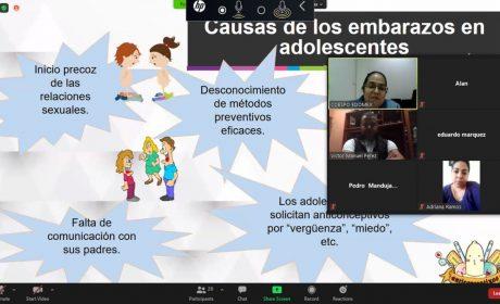 ES PREVENCIÓN DE EMBARAZOS EN ADOLESCENTES PRIORIDAD PARA EL GEM