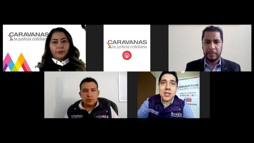 ASESORAN A TRABAJADORES DURANTE EMERGENCIA SANITARIA