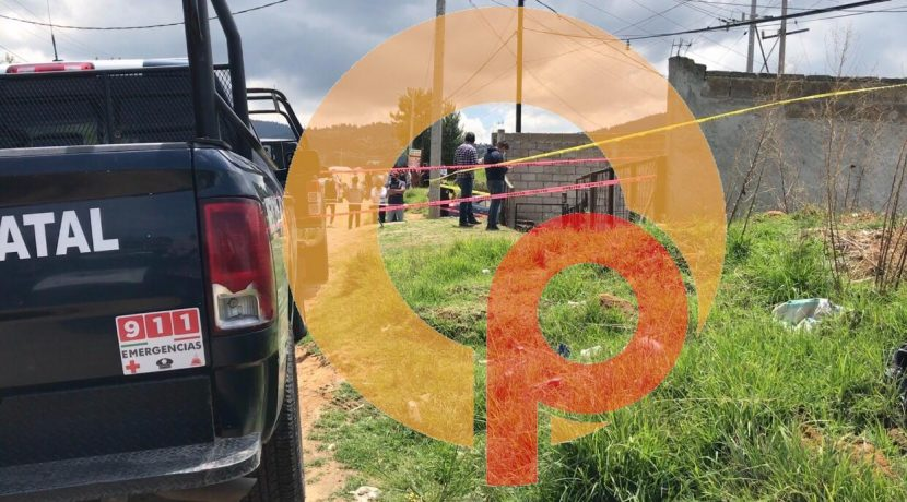 ASESINAN A PAREJA EN XONACATLÁN