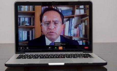 NO AL USO POLÍTICO DE LA JUSTICIA:  ARTURO HUICOCHEA ALANÍS