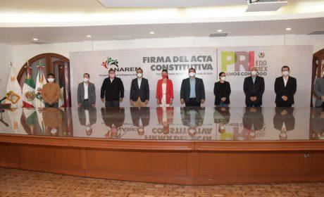 SE CONSTITUYE LA ASOCIACIÓN NACIONAL  DE REGIDORES DE MÉXICO