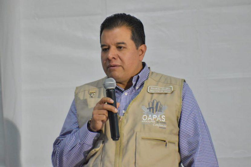 AMPLÍA OAPAS CAMPAÑA DE REGULARIZACIÓN DEL SUMINISTRO DE AGUA