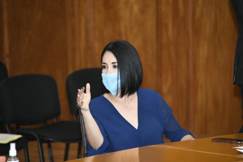 HASTA  CUATRO AÑOS DE PRISIÓN A QUIEN INCURRA EN CASTIGO INFANTIL VIOLENTO: KARINA LABASTIDA