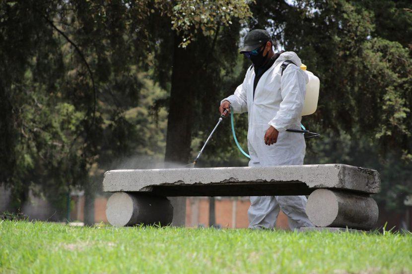 ESTE JUEVES ABREN 2 PARQUES DE METEPEC CON ALTAS MEDIDAS DE PREVENCIÓN: GABY GAMBOA