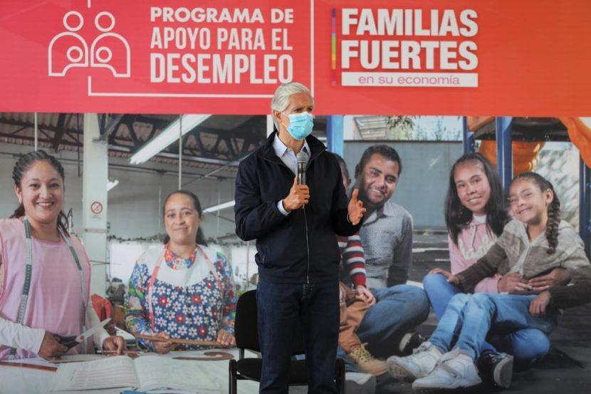 APOYO PARA EL DESEMPLEO REACTIVA ECONOMÍA FAMILIAR