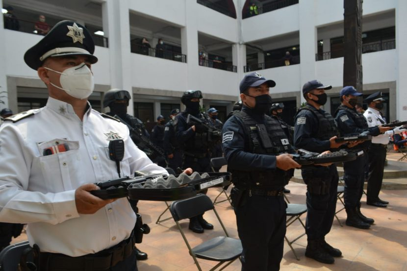 ATIZAPÁN LANZA CONVOCATORIA PARA INGRESAR A LA POLICÍA MUNICIPAL