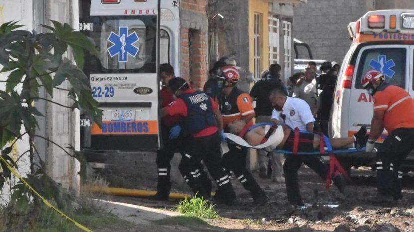 MATAN A 24 PERSONAS EN ATAQUE A CENTRO DE REHABILITACIÓN DE IRAPUATO