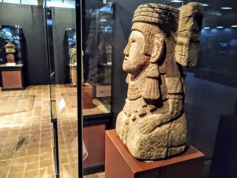 """CUMPLE MUSEO ARQUEOLÓGICO """"DR. ROMÁN PIÑA CHAN"""" 45 AÑOS DE EXHIBIR LA RIQUEZA CULTURAL DEL EDOMÉX"""