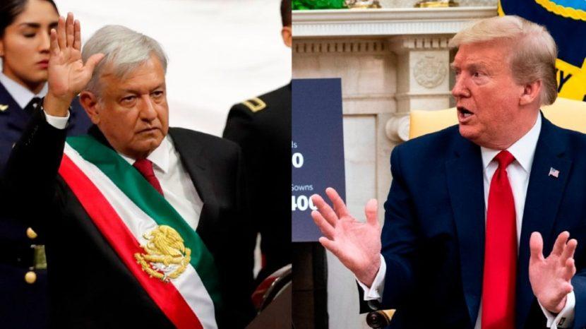 AMLO Y TRUMP CENARÁN CON EMPRESARIOS MEXICANOS EN LA CASA BLANCA
