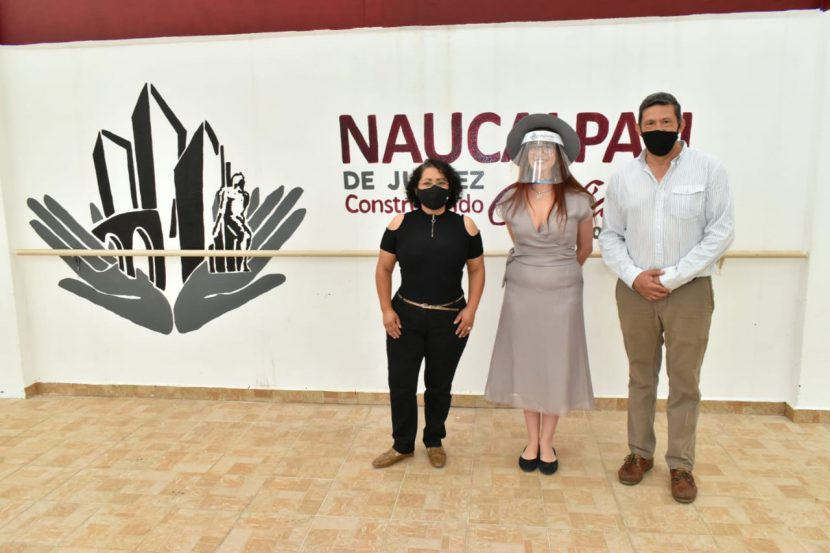 CONCLUYE EN NAUCALPAN CURSO REINVENTANDO EL VERANO