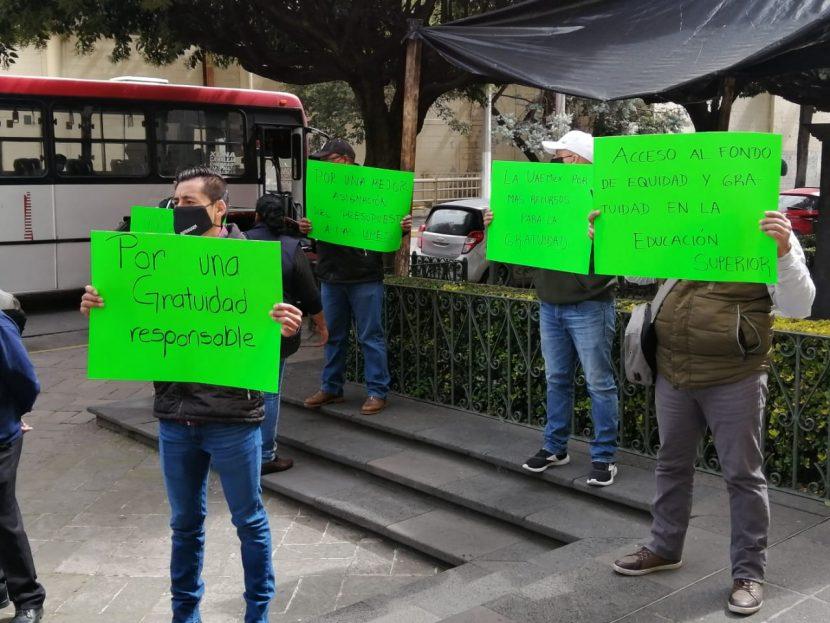 PIDEN UNIVERSITARIOS GRATUIDAD EN CUOTA SEMESTRAL A LA UAEMEX