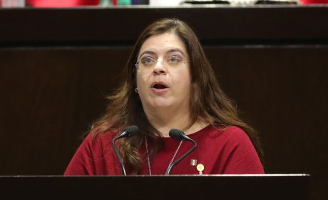 LLAMA DIPUTADA DEL PRI A SUSPENDER OBRAS EMBLEMÁTICAS DE LA 4T