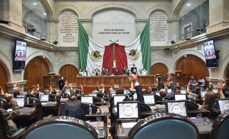 REGISTRA LEGISLATURA A 34 ASPIRANTES A LA CONTRALORÍA DE UAEMÉX