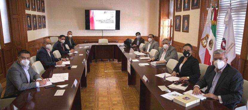 COLABORAN PODERES LEGISLATIVO Y JUDICIAL EN ANÁLISIS DE LA LEY DE AMNISTÍA